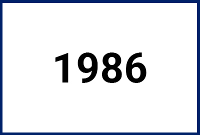 Class Notes – 1986