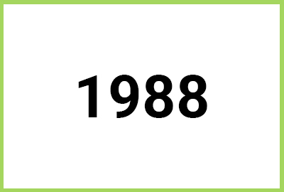 Class Notes – 1988