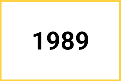 Class Notes – 1989