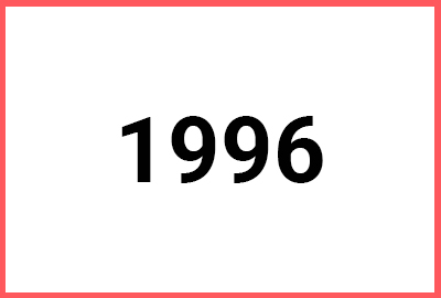 Class Notes – 1996