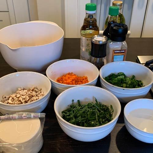 Image of cooking ingredients