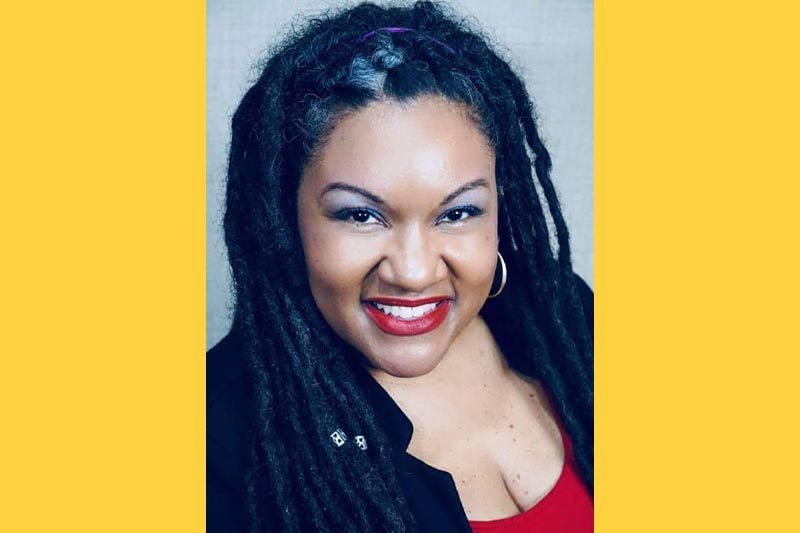 Author Karla Diggs