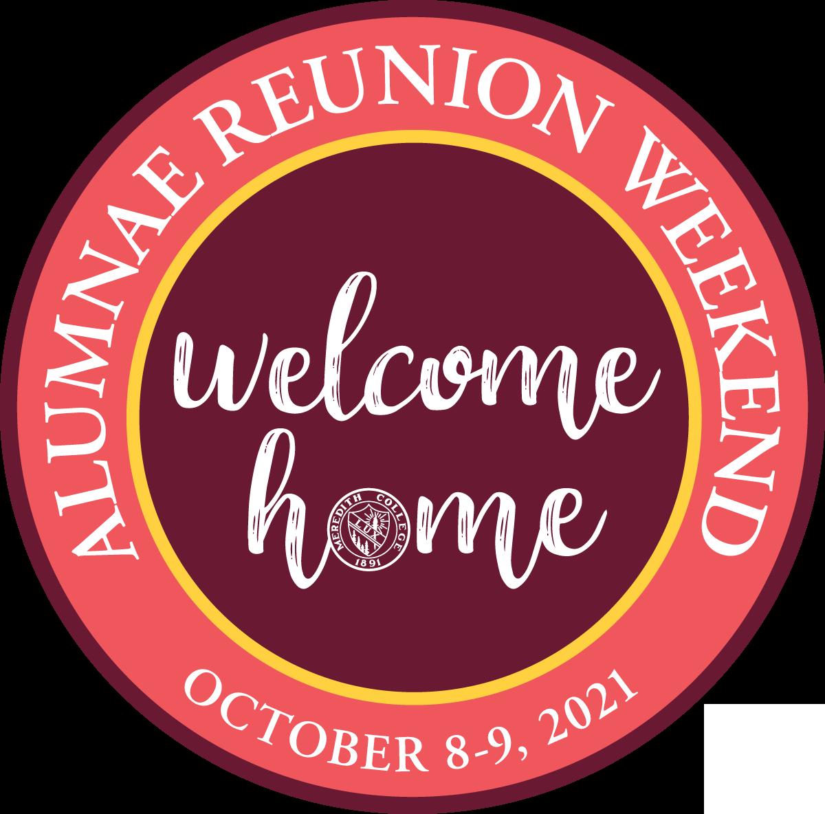 Alumnae Reunion Weekend October 8-9, 2021