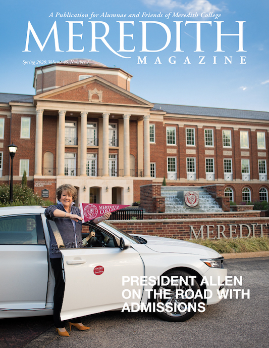 Print Magazine Cover Spring 2020