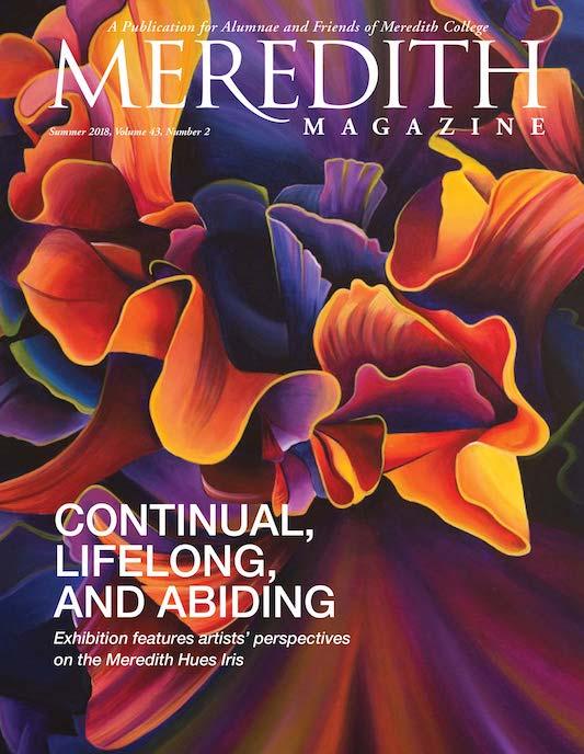 Print Magazine Cover Summer 2018