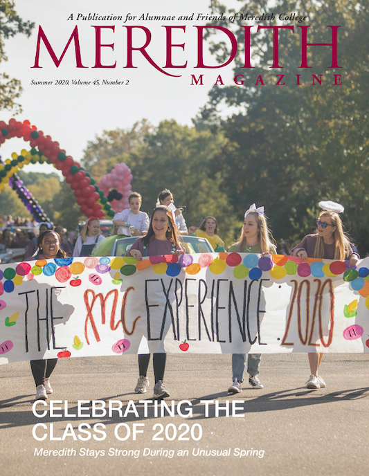 Summer 2020 Print Magazine Cover